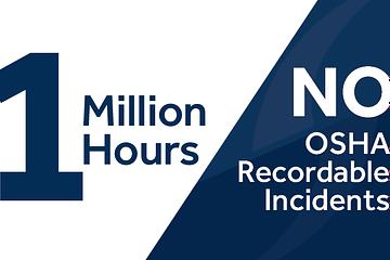 one million safe hours