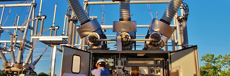 Substation Operation and Maintenance